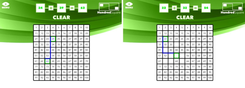100-square