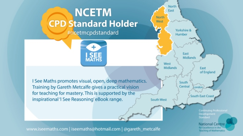 I See Maths NCETM photo