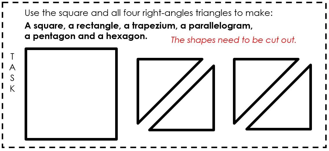 Task shape 2