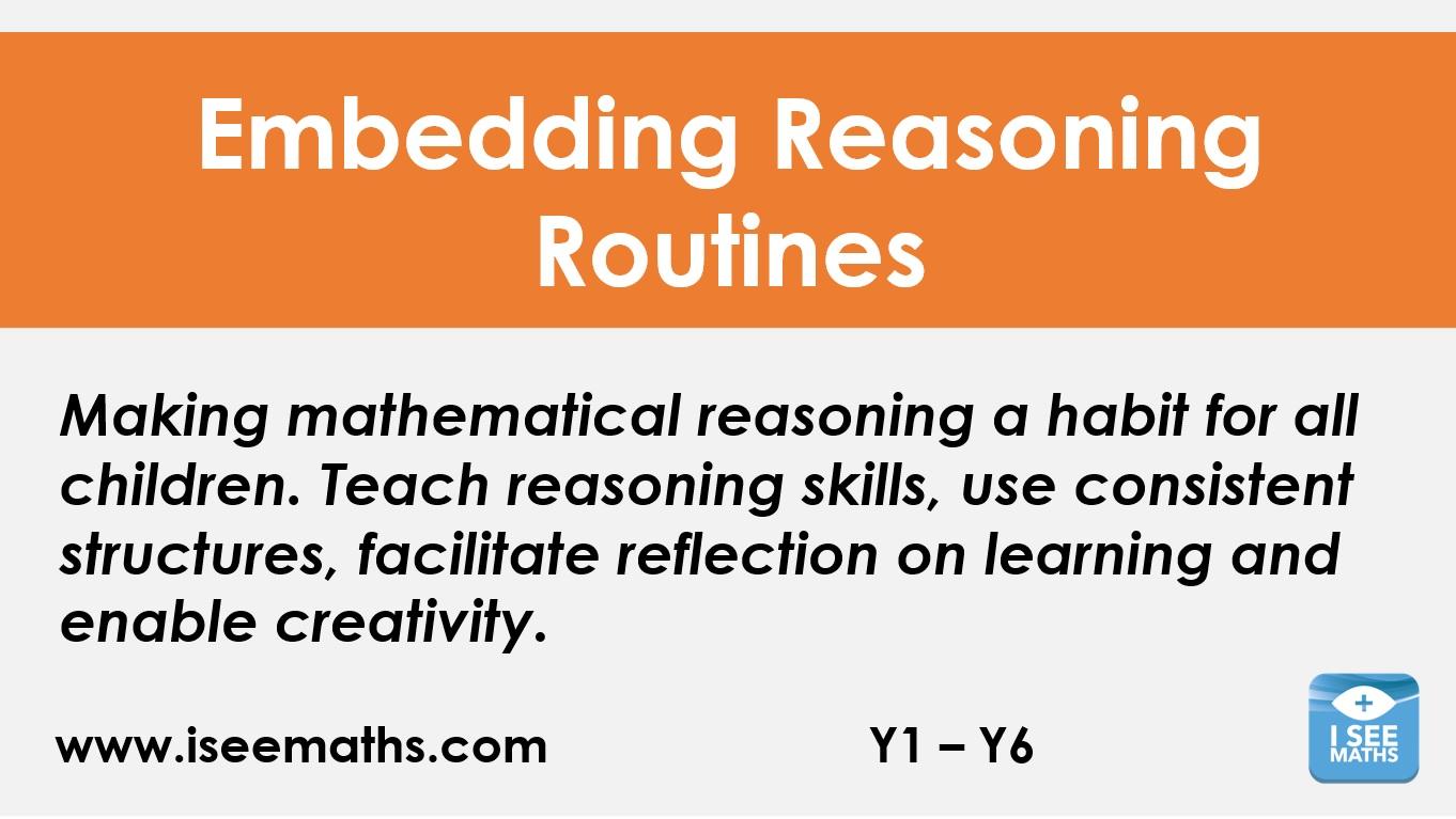 Reasoning Routines